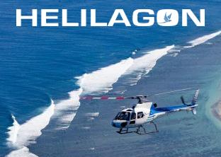 Helilagon - île de la Réunion